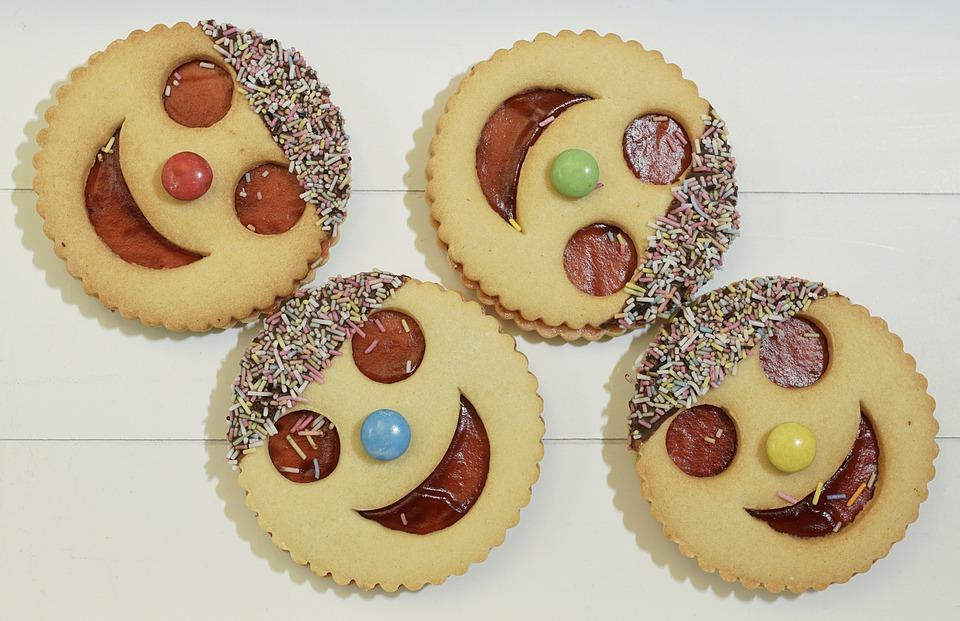 figurki ciasteczka dla dzieci